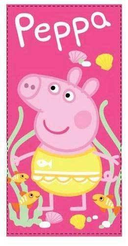 Peppa Pig Toalla Playa 70x140