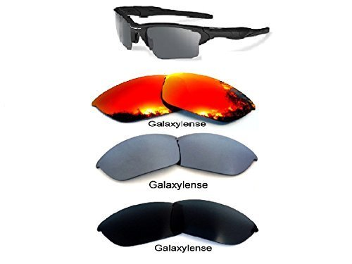 0e3cb2e4b7 Image Unavailable. Image not available for. Color  Galaxy Replacement Lenses  For Oakley Half Jacket 2.0 ...