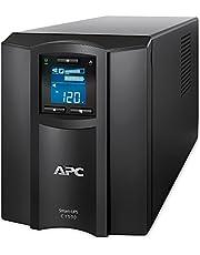 APC UPS 1500VA Smart-UPS with SmartConnect, Pure Sinewave UPS Battery Backup, Line Interactive, 120V Uninterruptible Power Supply