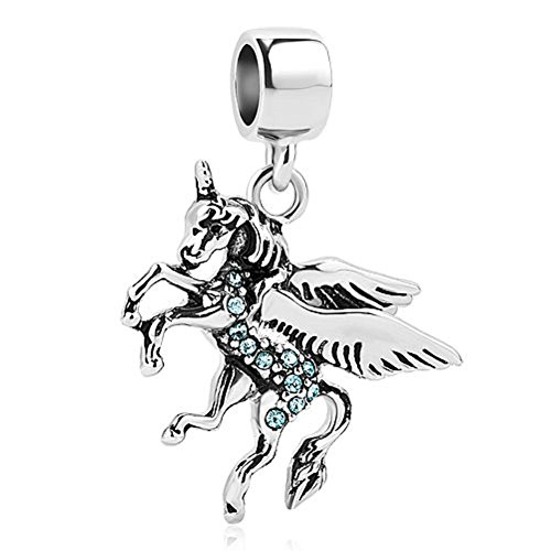 Unicorn Horse Charm - 2
