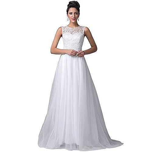White Long Prom Dresses Under 100 Dollars Amazon