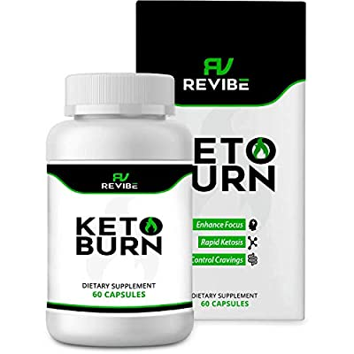 Keto Diet Fat Burner Pills - Perfect Capsules for Ketosis Support, Carb Free Energy Booster - BHB Salts Supplement with Exogenous Ketones - 3g Magnesium, Calcium, and Sodium, Beta Hydroxybutyrate Salt