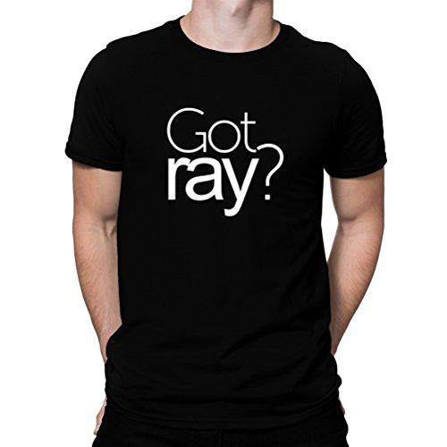 変化マーク簡単にGot Ray? Tシャツ