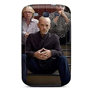 Samsung Galaxy S3 PWU2302ouJS Custom Lifelike Michael Stipe Pictures Anti-Scratch Hard Phone Cases -AlissaDubois