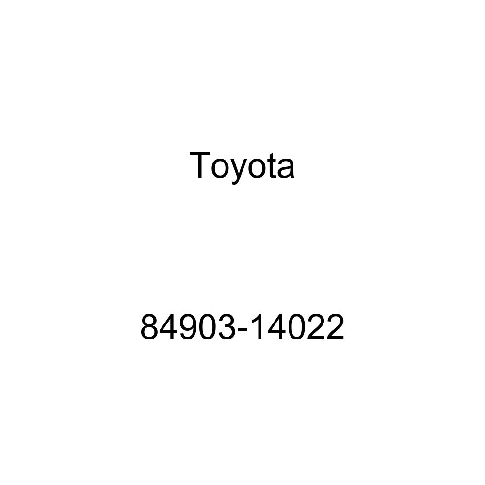 Toyota 84903-14022 Door Unlock Switch Sub Assembly