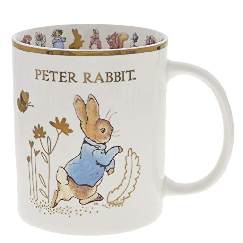 Beatrix Potter A29257 Peter Rabbit 2019 Edition Mug