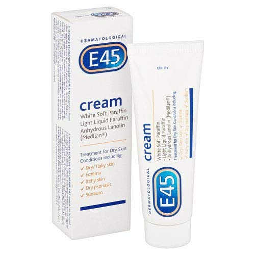 E45 Dermatological Cream, 50g