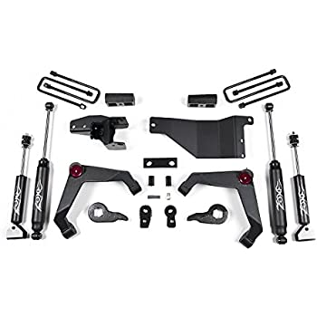 zone offroad chevy gmc 2500hd 3500hd 3 adventure series uca lift system w o top