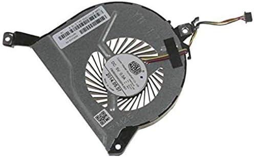 wangpeng New Laptop CPU Cooling Fan for HP Pavilion 15-P200 15-P203CA 15-P210NR 15-P213CL 15-P214DX 15-P220NR 15-P233CL 15-P263CA 15-P263NR 15-P267NR 15-P273CA Series