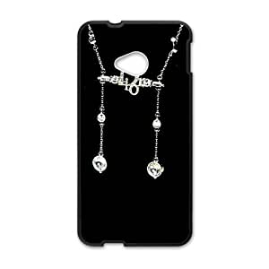 Happy Dior design fashion cell phone case for HTC One M7