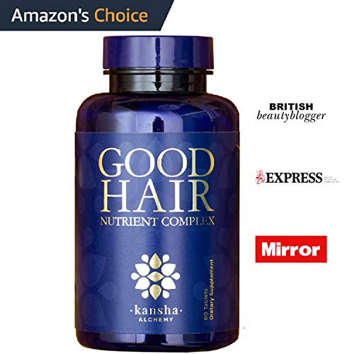 Hair Growth Vitamins with Biotin, DHT Blocker + 30 Other Minerals, Herbs,...