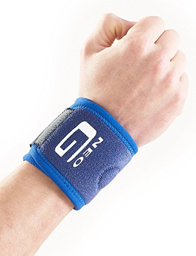 Neo G Wrist Band   Medical Grade Quality Helps With Strains  Sprains  Pain  Injured  Aching  Weak  Arthritic Wrists  Occupational   Sporting Injuries  Everyday Support   Warmth   One Size Unisex Brace
