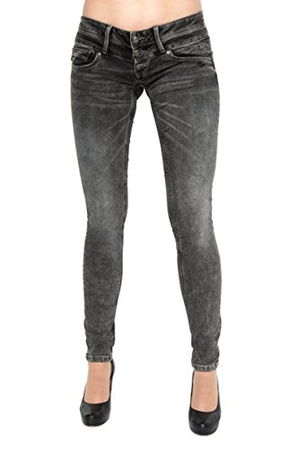 Jeans Gris Paradise Greyblack Lost In Femme 4wR0FIEq