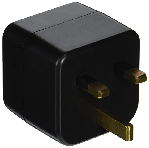 VCT VP17 - Plug Adapter for UK, China and More, Converts Europe/German Shucko Plug to UK Style Plug