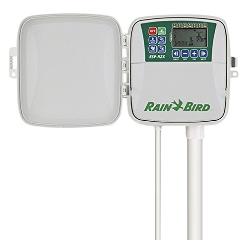Rain Bird RZX8E – Outdoor Electric Irrigation Programmer, Colour Grey