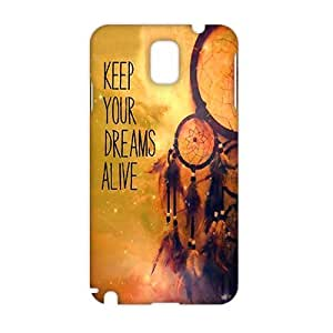 Dreamcatcher keep dream alive 3D Phone Case for Samsung Galaxy Note3