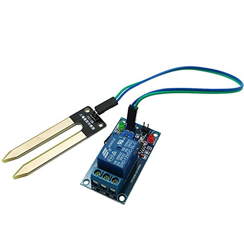 Ctyrzch 12v soil moisture sensor and automatic watering for Soil moisture sensor