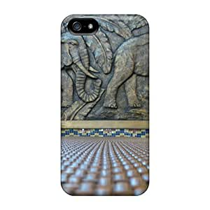 New Cute Funny Elephane Case Cover/ Iphone 5/5s Case Cover