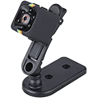 HOPEZONE 1080P 30fps Full HD IR DV Digital Recorder Sports Action Video Dash Camera Black Night Vision Motion Detection Wide Angle Portable For Home Outdoor