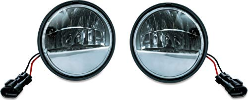 "Kuryakyn Phase 7 4-1/2"" LED Passing Lamps 2005+ Harley 2247"