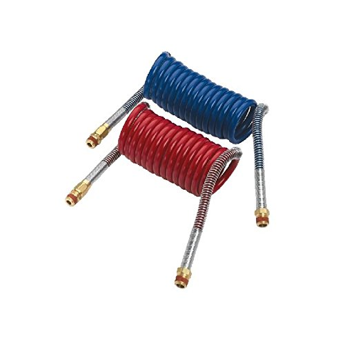 Phillips Ind. 11-315 Red/Blue 15' Heavy Duty Air Coil - Pair