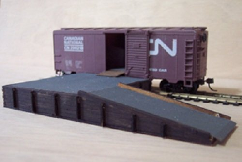 Osborn Models HO Gauge * Loading Dock * Complete Kit * EZ Assembly * New RRA1043