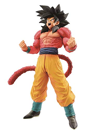 Dragonball Super 11 Inch Static Figure Master Star Piece Series - SS4 Son Goku ()