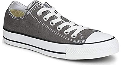 Converse - All Star OX (4 D(M) US, Charcoal)
