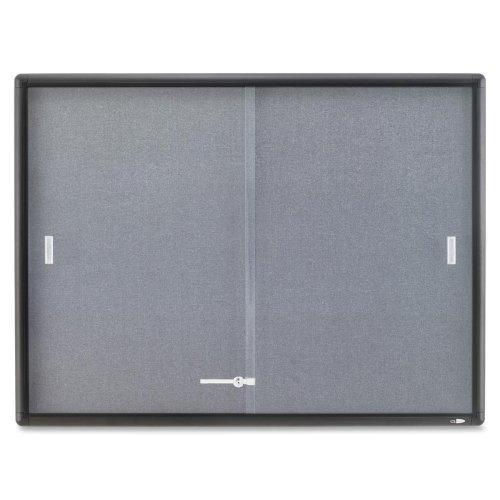QRT2364S - Enclosed Bulletin Board