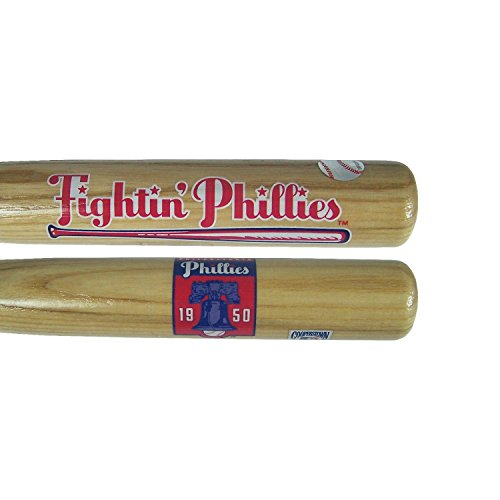 (Coopersburg Philadelphia Phillies Official MLB 1950 Baseball Bat by Sports 211080)