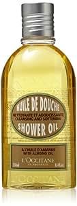 L'Occitane Cleansing & Nourishing Almond Shower Oil, 8.4 fl. oz.