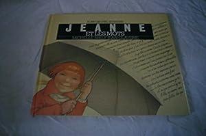 """Afficher """"Jeanne et les mots"""""""