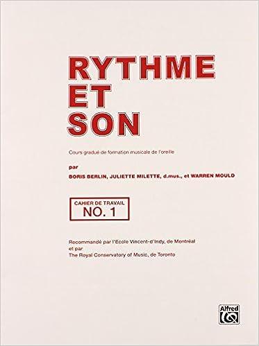 Livre gratuits en ligne Rhythme Et Son pdf ebook