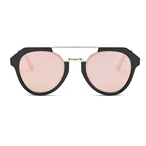 Protection Lens Soleil Mat UV Lunettes Pink Spring Couleur Yxsd 400 de Purple Polarisées Charnière Unisexes Pvwfafq