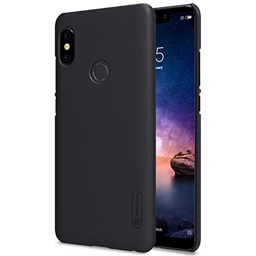 Nillkin Back Cover for Xiaomi Redmi Note 6 Pro  Poly Carbonate|black