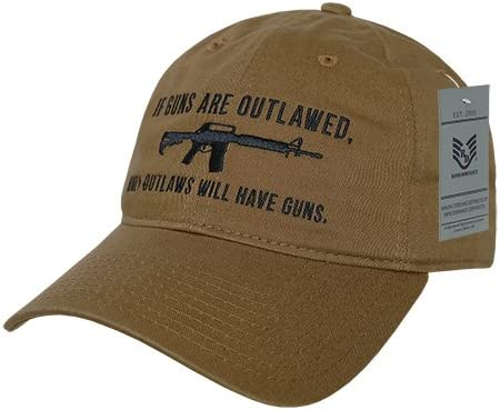 Rapiddominance A03-OUTLAW-WDL Relaxed Graphic Cap Woodland
