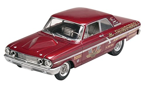 Revell Slot Cars (Revell 1964 Ford Fairlane 2 N 1 Model Kit Building)