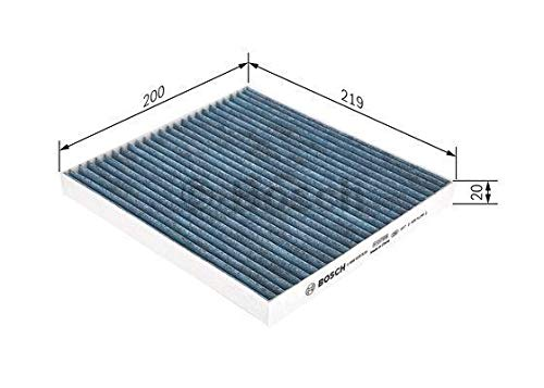 Toyota Bosch A8529 Filtre dhabitacle Filter