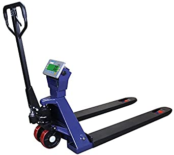 Adam Equipment PTS 2000 + Indicador AE 402 - 2000kg x 0.5kg digital fork truck scale: Amazon.es: Industria, empresas y ciencia