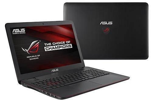 ASUS GL551 15-inch Gaming Laptop [2014 Model]