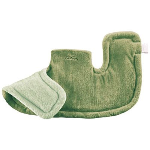 Sunbeam 885-911 Renue Heat Therapy Neck and Shoulder Wrap, Green
