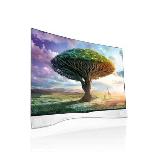 LG Electronics 55EA9800 Cinema 3D 1080p Curved OLED TV with Smart TV  (2013 Model)