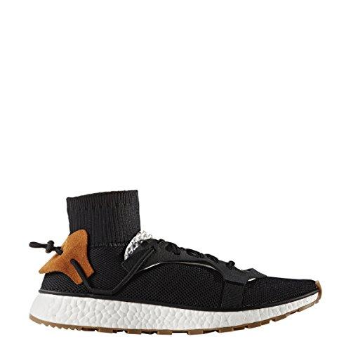 Adidas Mens Alexander Wang Run Cblack / Cblack / Gum Boost Suola Cm7825 (cblack / Cblack / Gum3, 7)