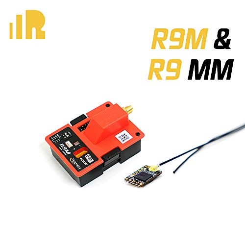 (FrSky Promotional Long Range R9M and R9 MM Combo 900MHz high Precision RC)