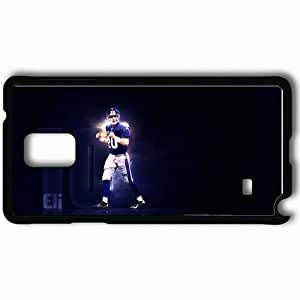 Personalized Samsung Note 4 Cell phone Case/Cover Skin 406 new york giants Black