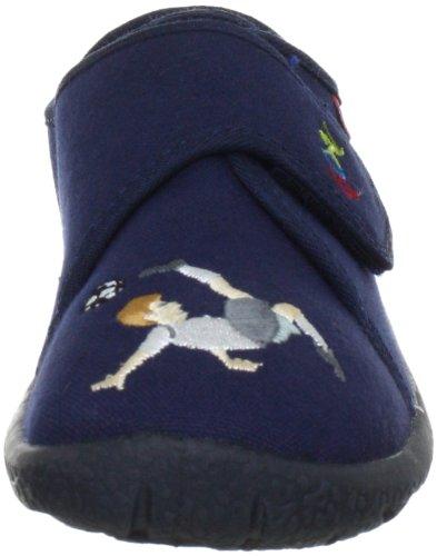 Beck 612 - Zapatillas de casa de tela para niño Azul