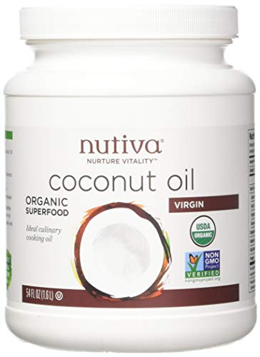 NUTIVA COCONUT OIL OG2 VIRGIN product image