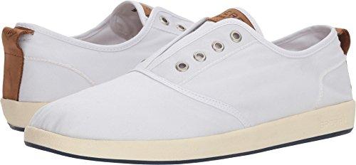 Sperry Top-Sider Men's Drift Boat CVO Sneaker, White, 11 Medium US