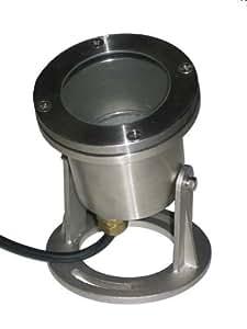 EasyPro EPSL Stainless Steel Underwater Halogen 35-Watt Light