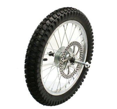 Razor MX500 Front Wheel Assembly